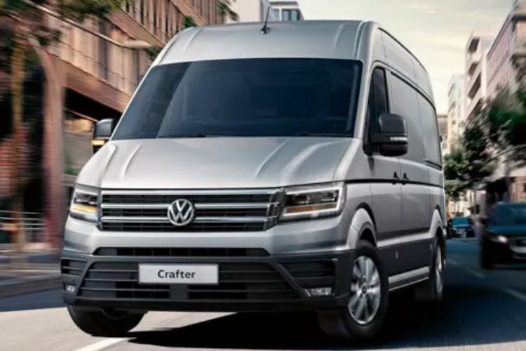 Volkswagen Crafter Leasing