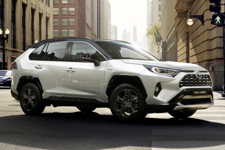 Toyota Rav4 Leasing