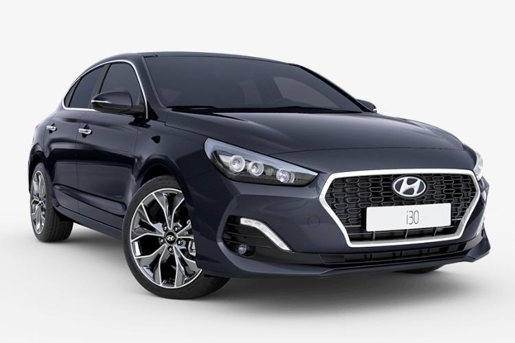 Hyundai i30-Fastback Leasing