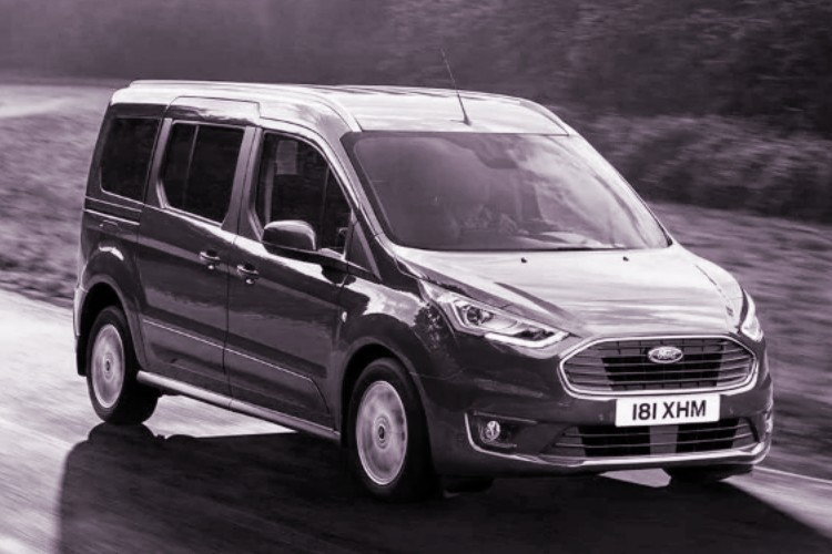 Ford Tourneo Connect Combi Leasing