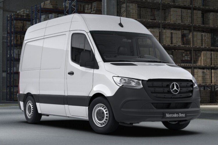 Mercedes Sprinter L1 High Roof Leasing