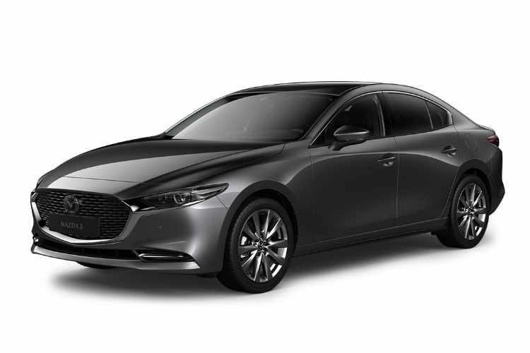 Mazda 3 Saloon Leasing