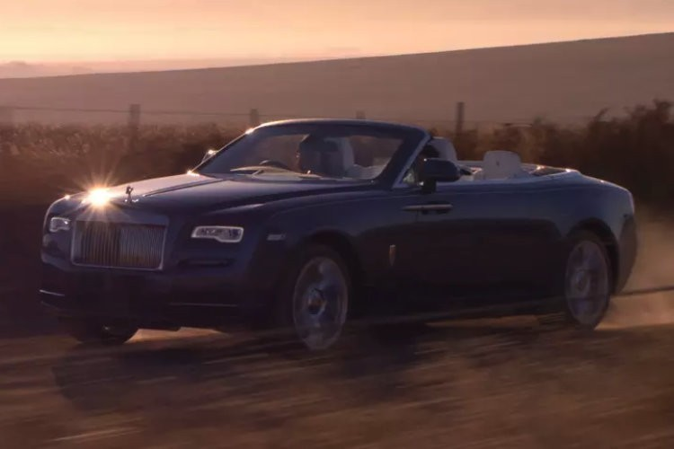 Rolls Royce Dawn Leasing