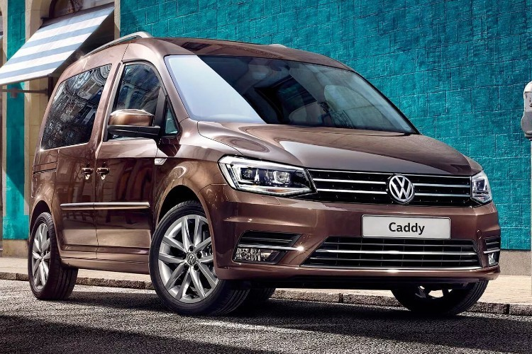 Volkswagen Caddy Life Leasing