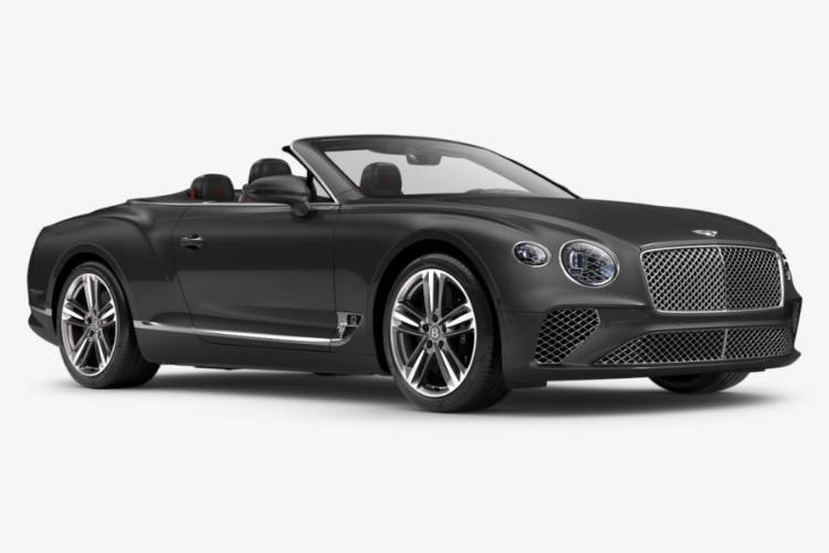 Bentley Continental GTC Lease