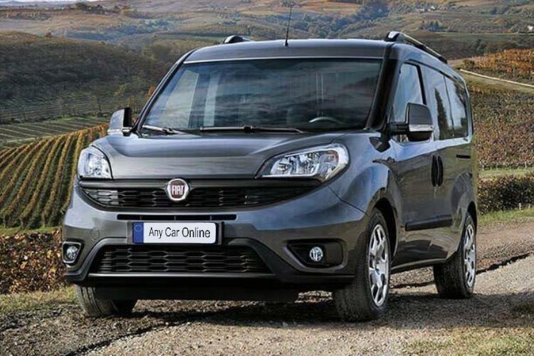 Fiat Doblo Van Leasing