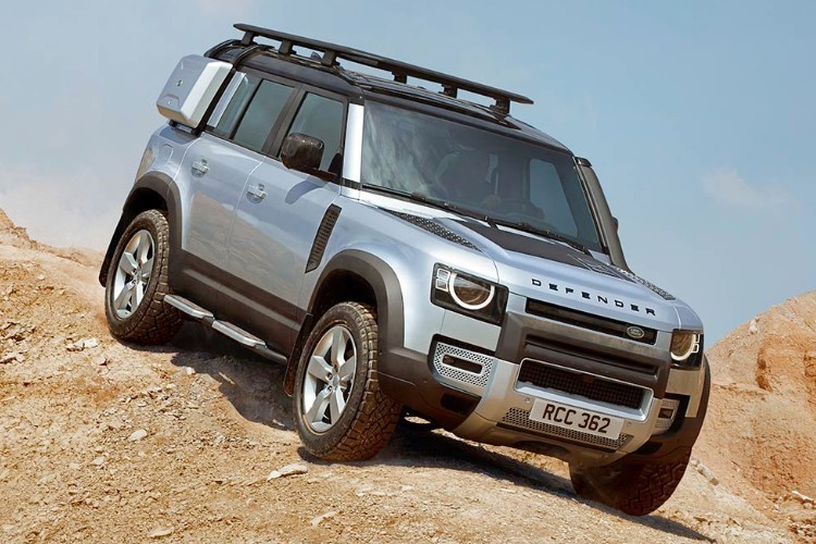 Land Rover Defender Leasing