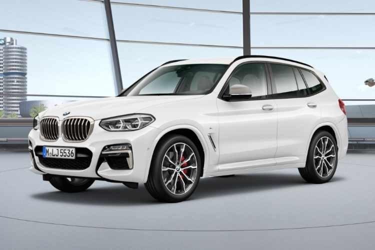 BMW X3M Leasing