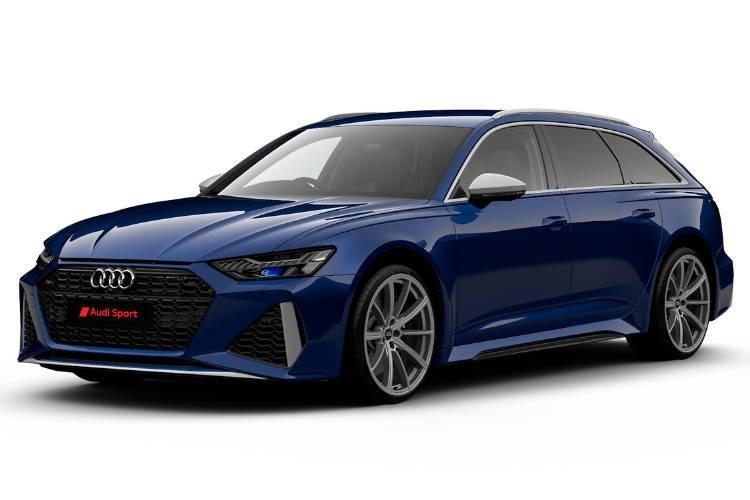 Audi RS6 Leasing