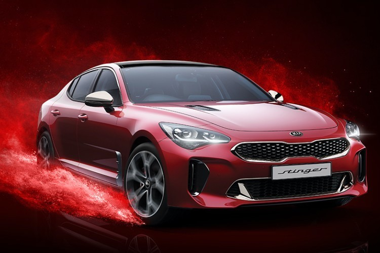 Kia Stinger Leasing