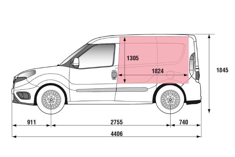 Fiat Doblo Cargo Leasing