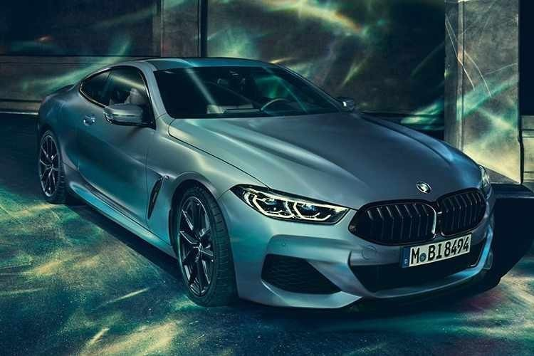 BMW 8-Series Coupe Leasing