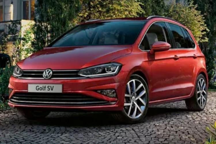 Volkswagen Golf SV Leasing