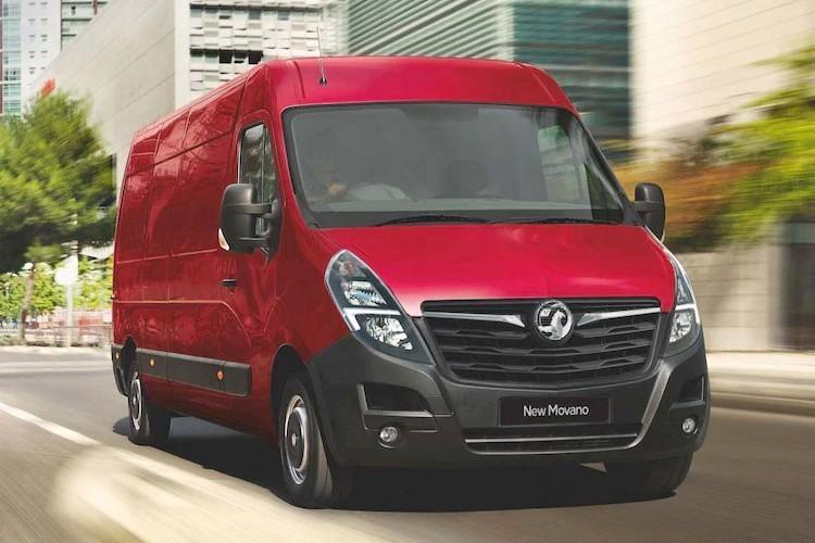 Vauxhall Movano Leasing