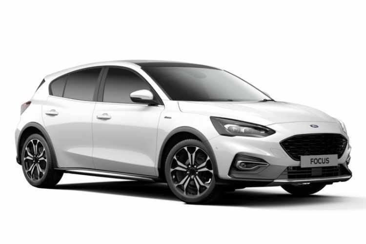 Ford Focus Vignale Leasing
