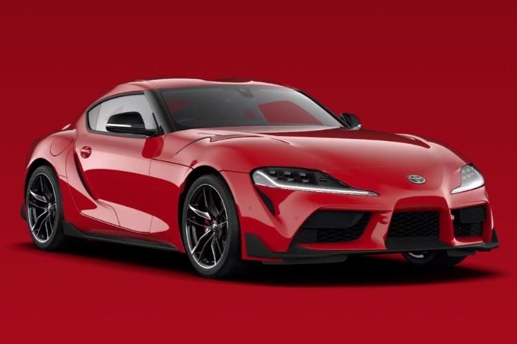 Toyota Supra Leasing