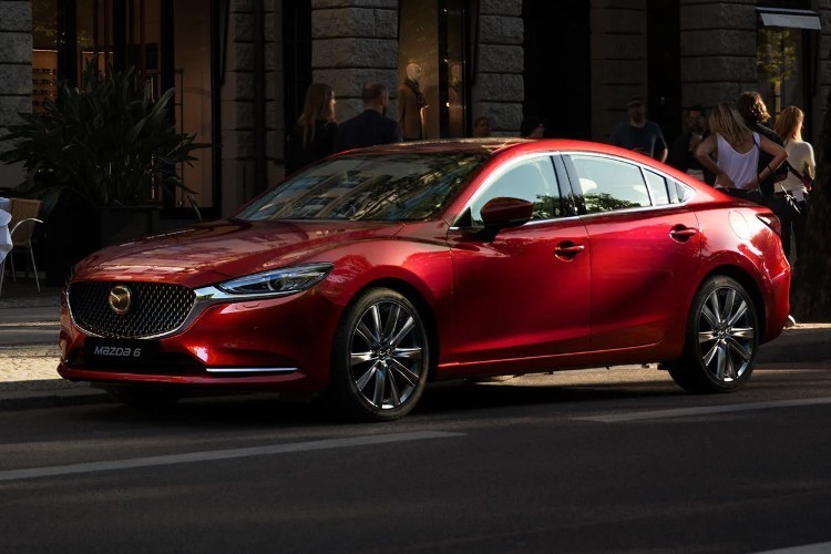 Mazda 6 Leasing