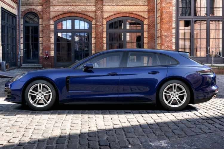 Porsche Panamera 4 Sport Turismo Leasing