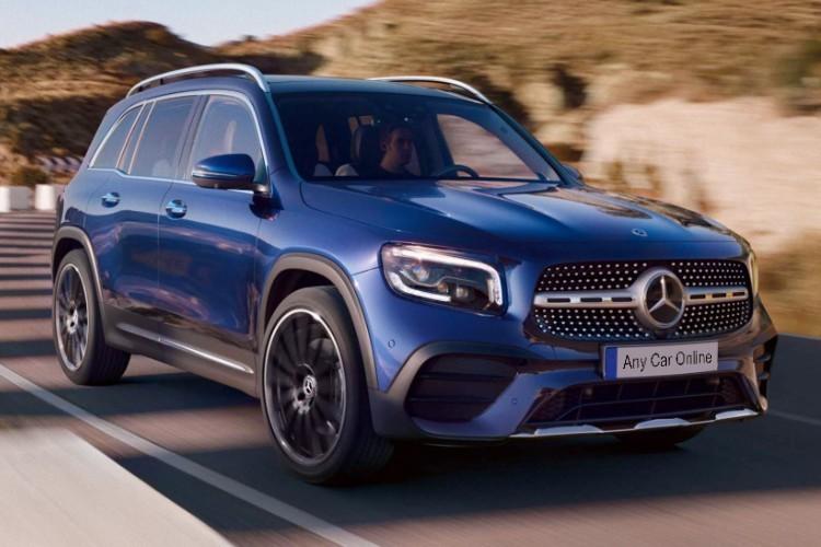 Mercedes GLB Leasing