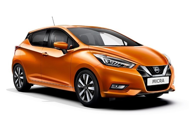 Nissan Micra Leasing