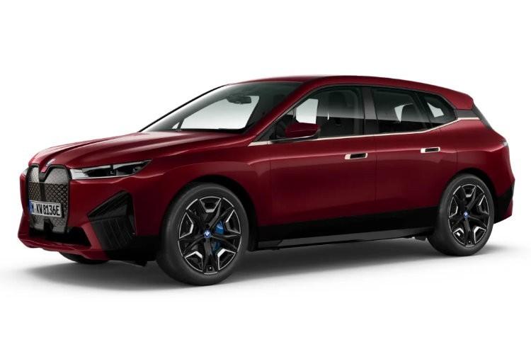 BMW iX leasing