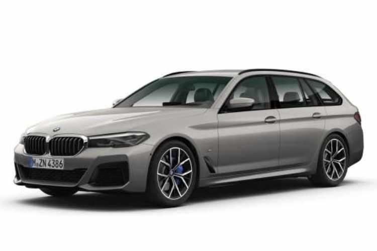 BMW 5-Series Touring Leasing