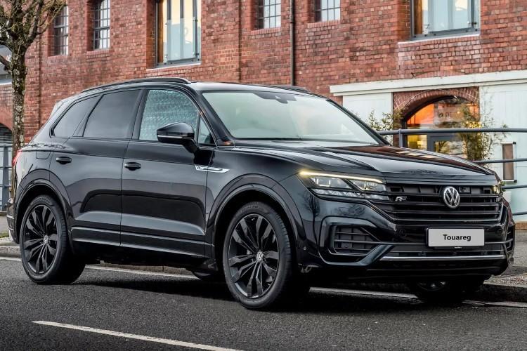 Volkswagen Touareg Leasing