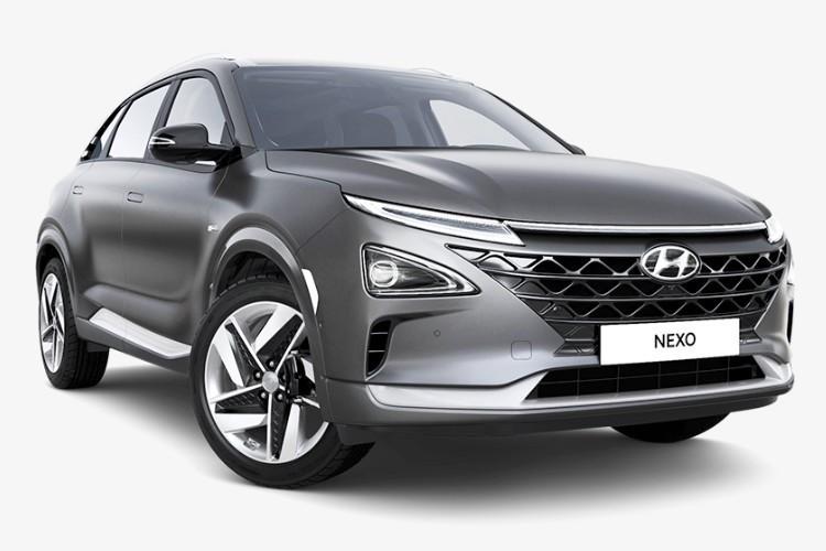 Hyundai Nexo Leasing