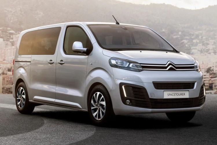 Citroen Spacetourer Leasing