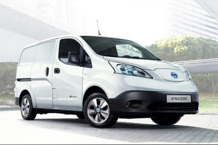 Nissan e-NV200 Leasing