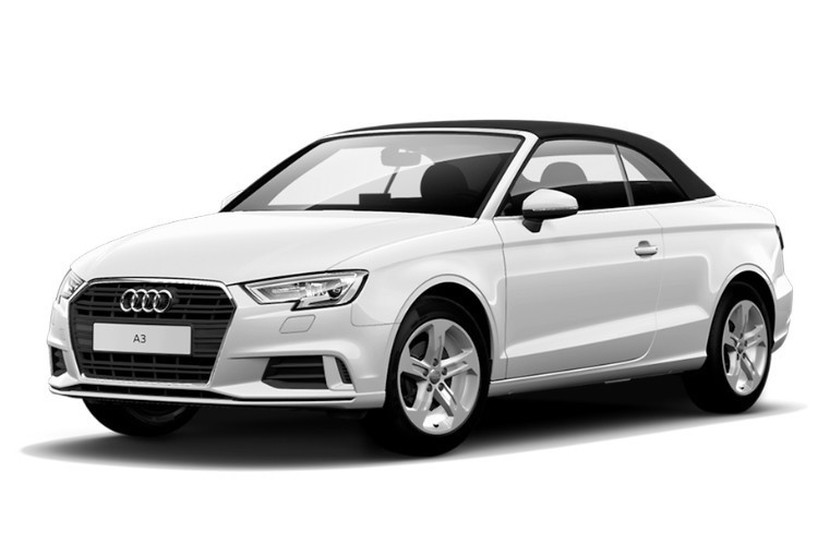 Audi A3 Cabriolet Leasing