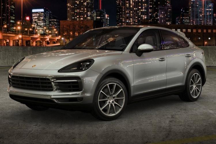 Porsche Cayenne Coupe Leasing