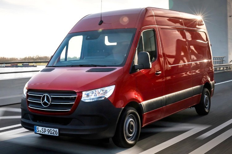 Mercedes Sprinter Leasing