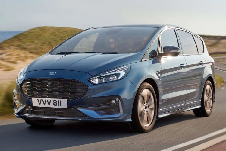Ford S-Max Leasing