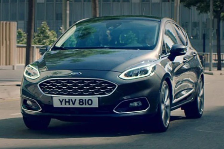 Ford Fiesta Vignale Leasing