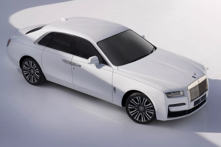 Rolls Royce Ghost Leasing
