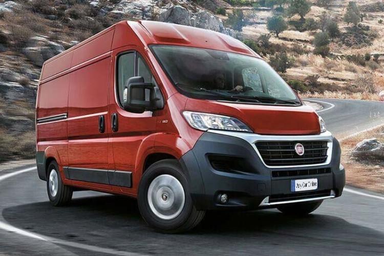 Fiat Ducato Van Leasing