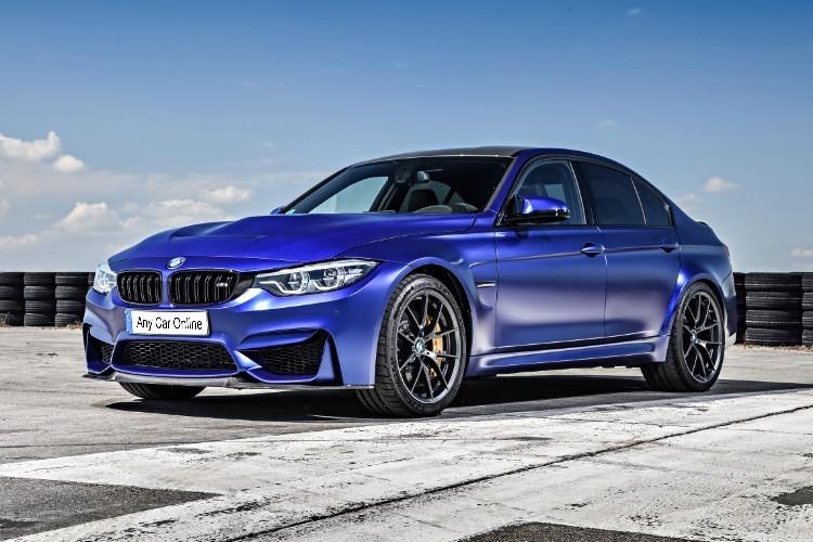 BMW M3 Lease