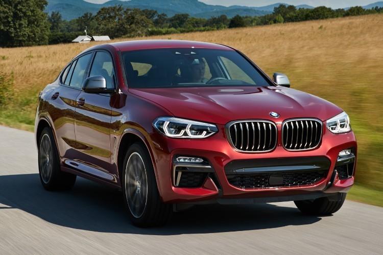 BMW X4 Lease