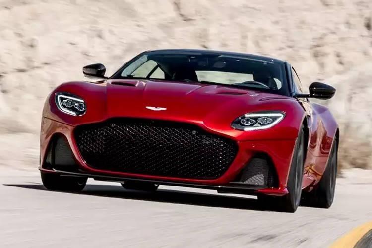 Aston Martin DBS Lease