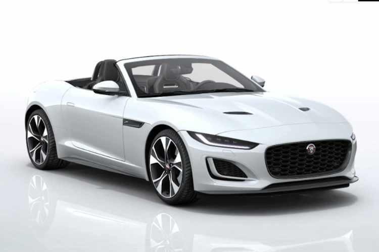 Jaguar F-Type Convertible Leasing