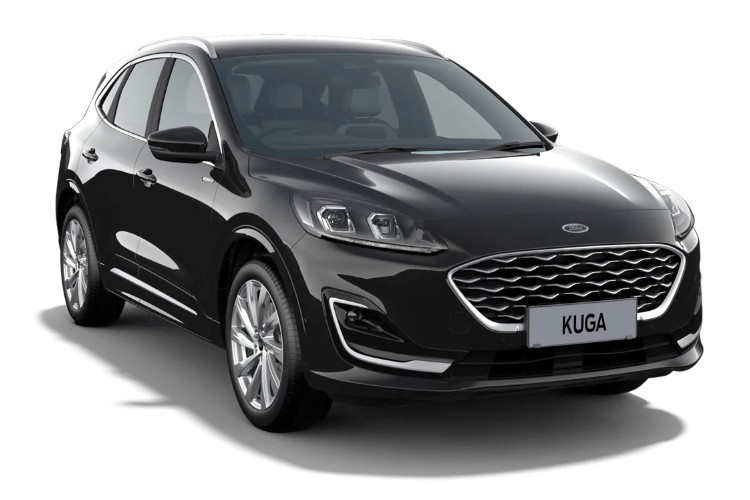 Ford Kuga Vignale Leasing