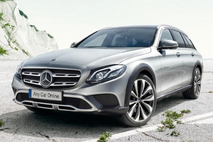 Mercedes E-Class Estate Leasing