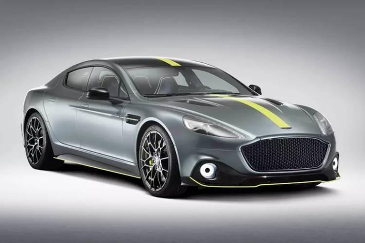 Aston Martin Rapide S Lease