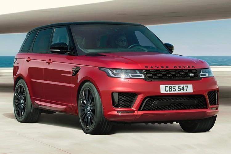 Range Rover Sport Leasing