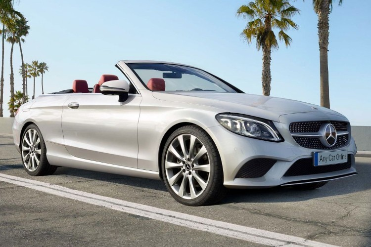 Mercedes C-Class Cabriolet Leasing