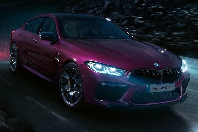 BMW M8 Leasing