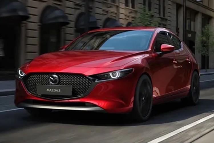 Mazda 3 Leasing