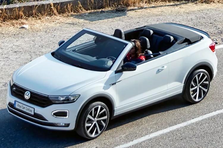 Volkswagen T-Roc Cabriolet Leasing