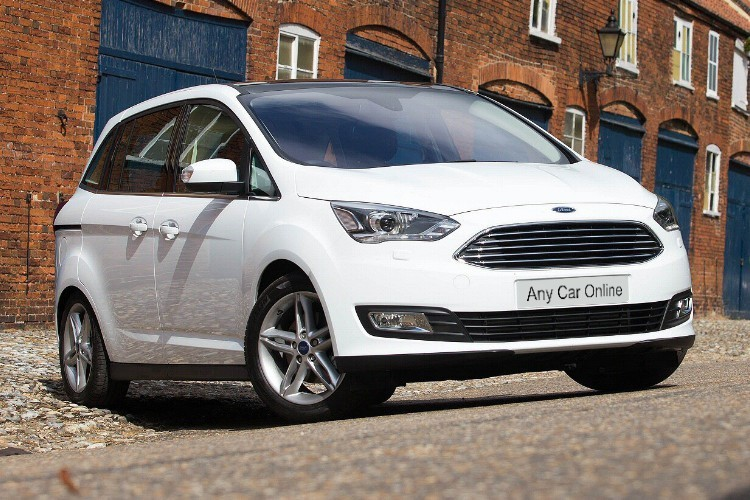Ford Grand C Max Leasing